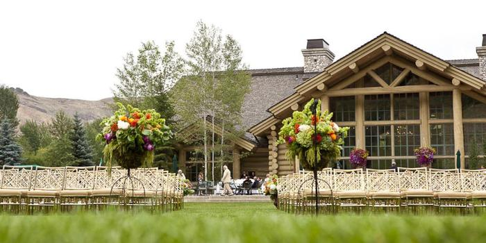 River Run at Sun Valley Resort wedding venue picture 1 of 6 - Provided by: