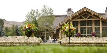 River Run at Sun Valley Resort weddings in Sun Valley ID