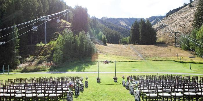 River Run at Sun Valley Resort wedding venue picture 2 of 6 - Photo by: