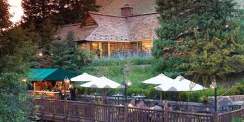 Trail Creek Cabin at Sun Valley Resort weddings in Sun Valley ID