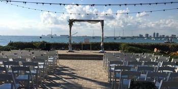 Sunset Cove by Imagine weddings in Key Biscayne FL