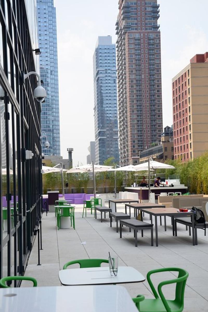 YOTEL New York wedding venue picture 7 of 16 - Provided by: YOTEL New York