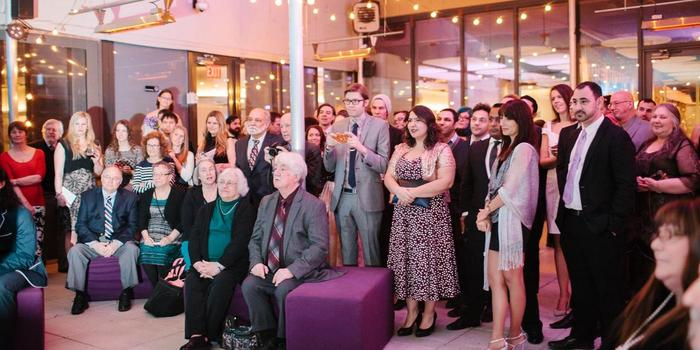 YOTEL New York wedding venue picture 13 of 16 - Provided by: Corey Torpie Photography