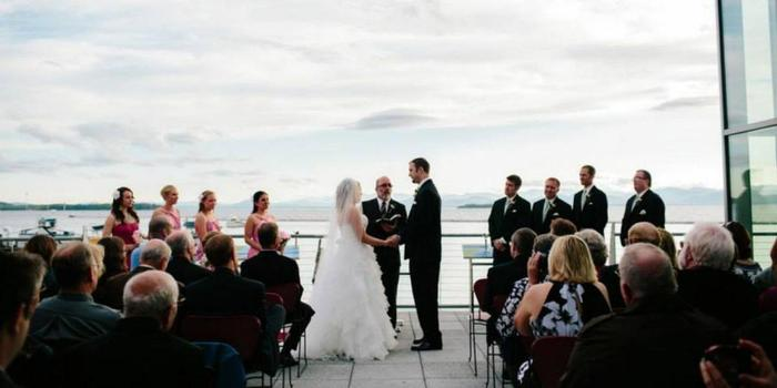 ECHO, Leahy Center for Lake Champlain wedding venue picture 3 of 8 - Photo by: Rodeo & Co. Photography