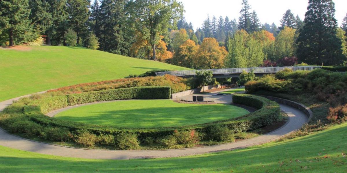 Hoyt Arboretum Weddings In Portland Or