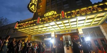 Tampa Theatre weddings in Tampa FL