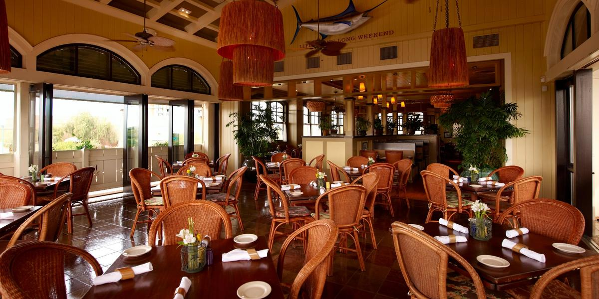 Tommy Bahama S Restaurant Sandestin Weddings