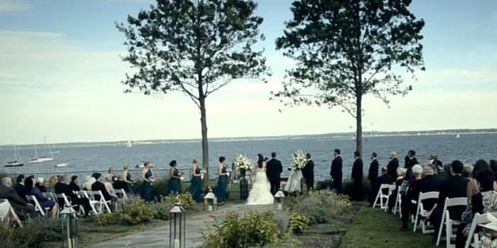 Larchmont Shore Club wedding venue picture 7 of 9 - Provided by: Larchmont Shore Club