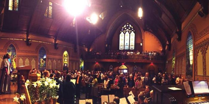 Middle Collegiate Church wedding venue picture 2 of 5 - Provided by: Middle Collegiate Church
