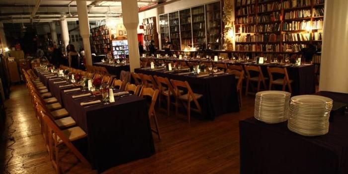 Strand Book Store wedding venue picture 2 of 8 - Provided by:  Strand Book Store