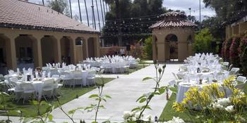 Brand Park Community Center weddings in Mission Hills CA
