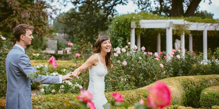 Orcutt Ranch Horticultural Center wedding venue picture 9 of 16 - Photo by: Rad + In Love Photography
