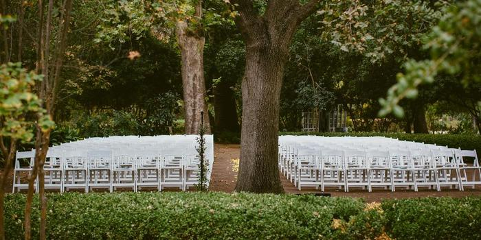 Orcutt Ranch Horticultural Center wedding venue picture 8 of 16 - Photo by: Rad + In Love Photography