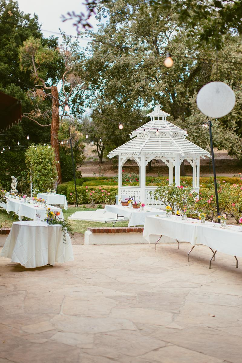 Orcutt Ranch Horticultural Center wedding venue picture 10 of 16 - Photo by: Rad + In Love Photography
