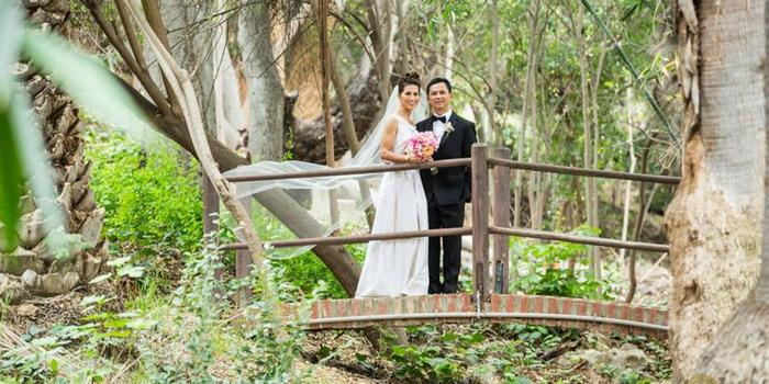 Orcutt Ranch Horticultural Center wedding venue picture 4 of 16 - Photo by: Genie in a Bottle Photography