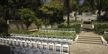 Wattles Mansion and Gardens weddings in Los Angeles CA