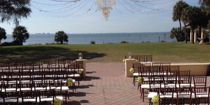 Gazebo at Phillippi Estate Park wedding venue picture 2 of 8 - Photo by: Sarasota Catering Company Photography