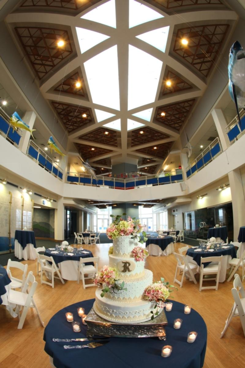 Texas State Aquarium Wedding Venue Picture 6 Of 8 Provided By