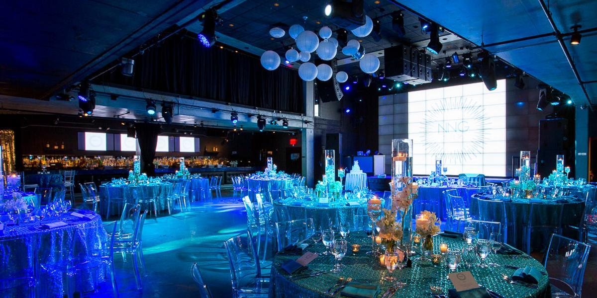 Melrose Ballroom Weddings In Long Island City Ny