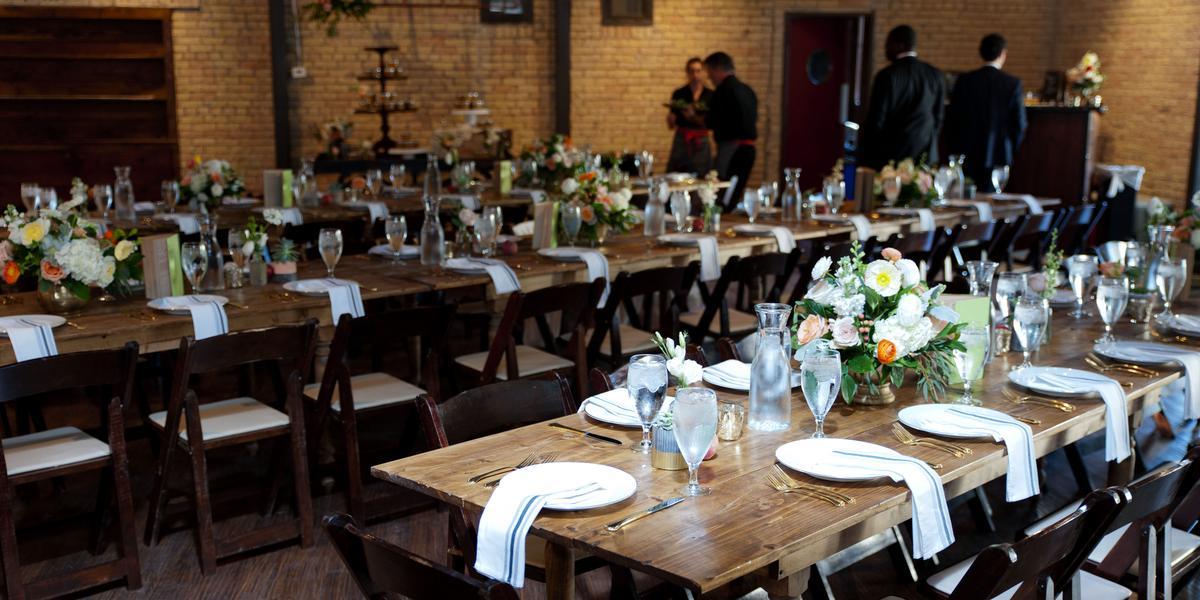 Waller Ballroom Weddings