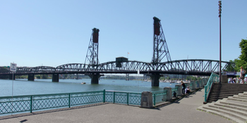 South Waterfront Park weddings in Portland OR