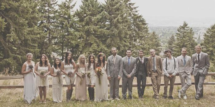 Mt. Tabor Summit wedding venue picture 5 of 15 - Photo by: Terra Lange Photography