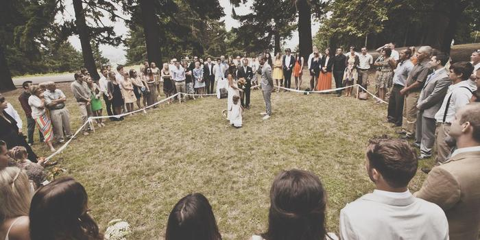 Mt. Tabor Summit wedding venue picture 8 of 15 - Photo by: Terra Lange Photography