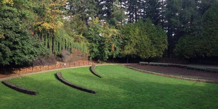 Mt. Tabor Amphitheater wedding venue picture 1 of 4 - Provided by: Mt. Tabor Amphitheater