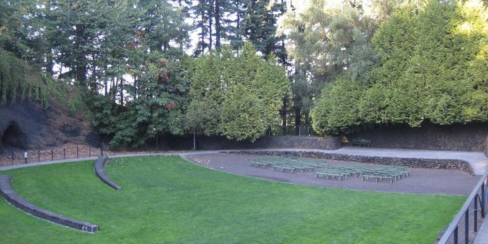 Mt. Tabor Amphitheater wedding venue picture 3 of 4 - Provided by: Mt. Tabor Amphitheater