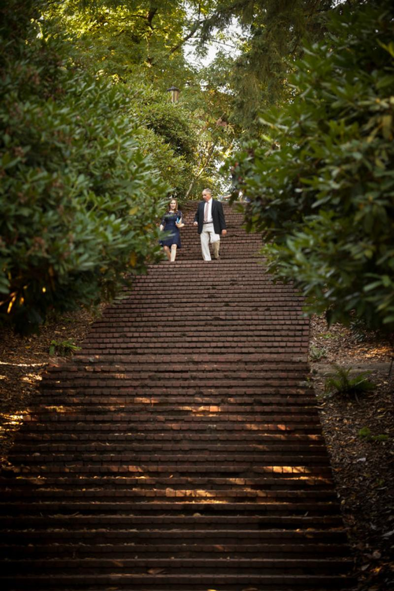Laurelhurst Park Stairs wedding venue picture 4 of 9 - Photo by: Alyson Levy Photography