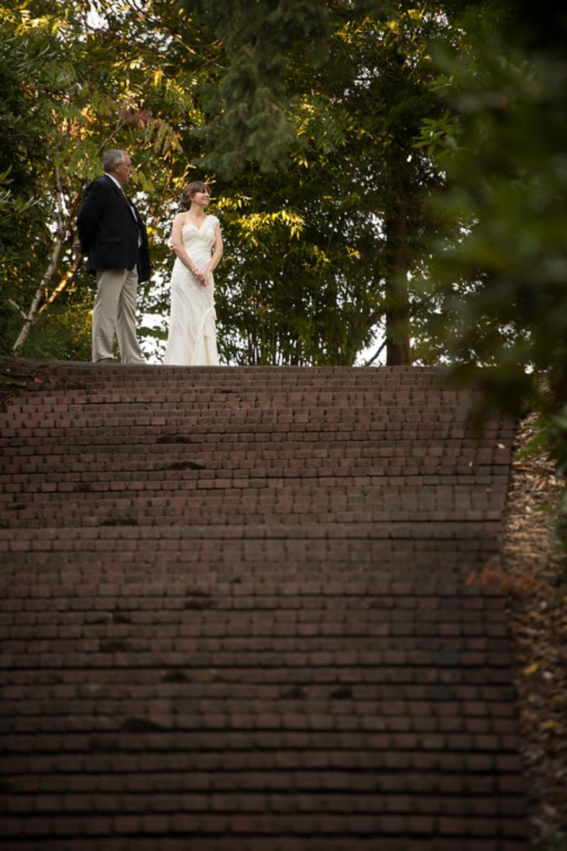 Laurelhurst Park Stairs wedding venue picture 8 of 9 - Photo by: Alyson Levy Photography