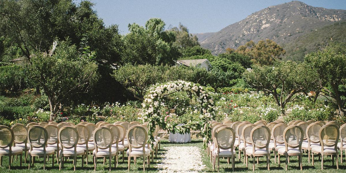 San Ysidro Ranch Weddings Get Prices For Wedding Venues