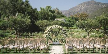 San Ysidro Ranch weddings in Santa Barbara CA