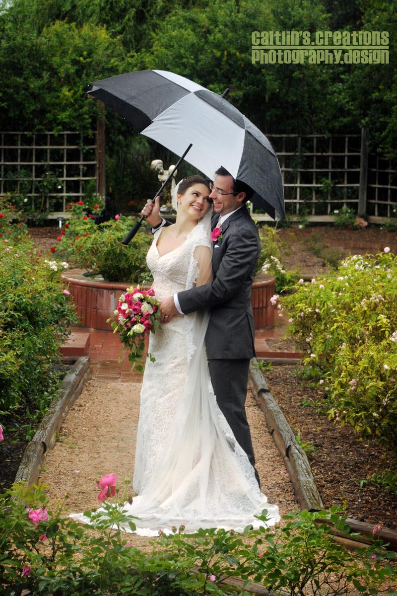 San Antonio Botanical Garden Weddings