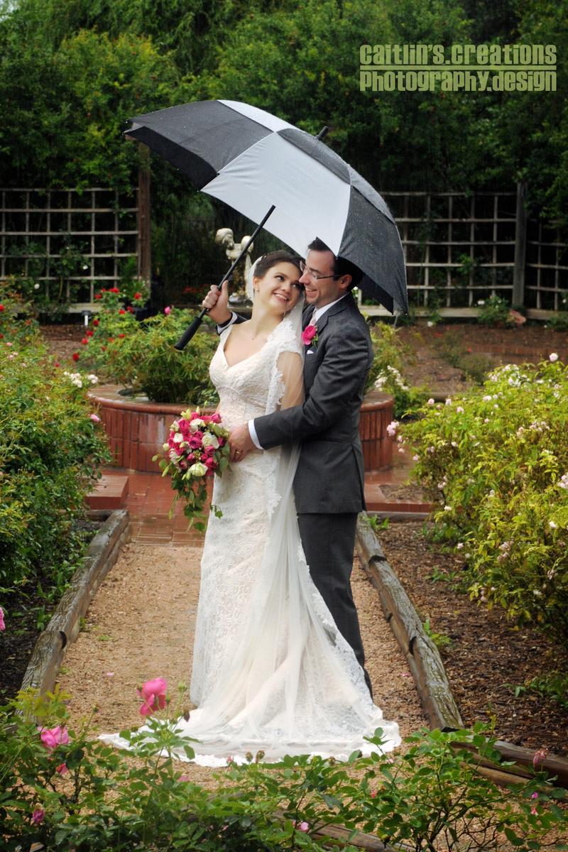 Small weddings in san antonio - San Antonio Botanical Garden Wedding Venue Picture 9 Of 10 Photo By Caitlin S Creations