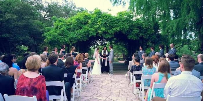 San Antonio Botanical Garden Weddings Get Prices For Wedding
