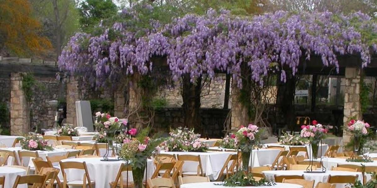wedding ideas san antonio san antonio botanical garden weddings get prices for 28299