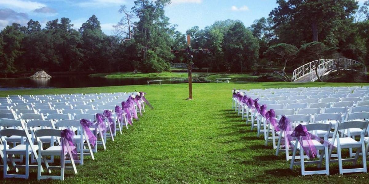 The Brown Estate Of Lamar State College Weddings In Orange Tx
