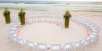Edgewater Beach and Golf Resort weddings in Panama City Beach FL