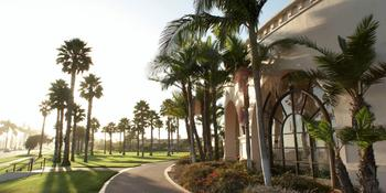 Fess Parker's Doubletree Resort weddings in Santa Barbara CA