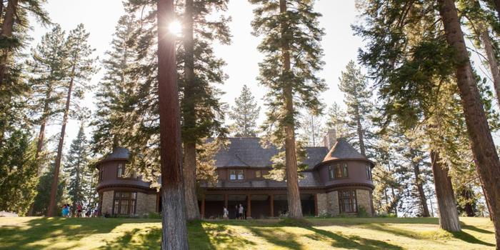 Hellman-Ehrman Mansion at Sugar Pine Point State Park wedding venue picture 2 of 10 - Provided by: Hellman-Ehrman Mansion at Sugar Pine Point State Park