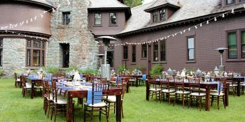 Hellman-Ehrman Mansion at Sugar Pine Point State Park weddings in Tahoma CA