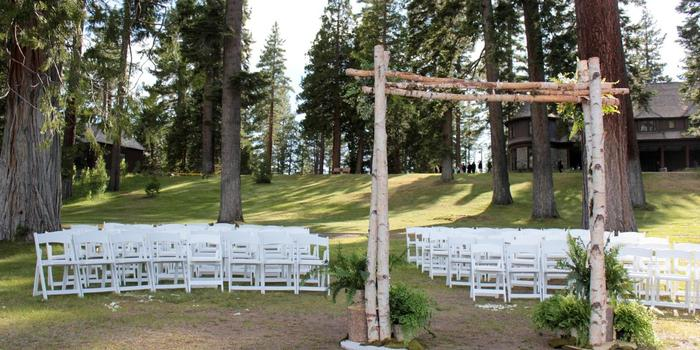 Hellman-Ehrman Mansion at Sugar Pine Point State Park wedding venue picture 4 of 10 - Provided by: Hellman-Ehrman Mansion at Sugar Pine Point State Park