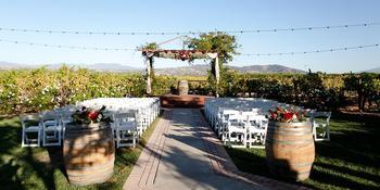 Lorimar Vineyards & Winery weddings in Temecula CA