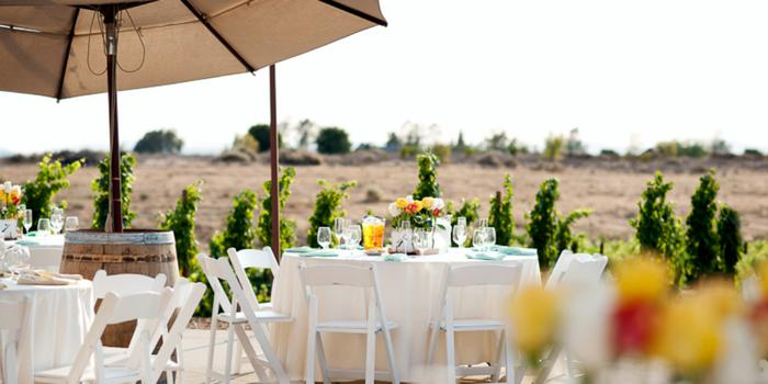 Lorimar Winery wedding venue picture 7 of 16 - Photo by: Blue Horizon Photography