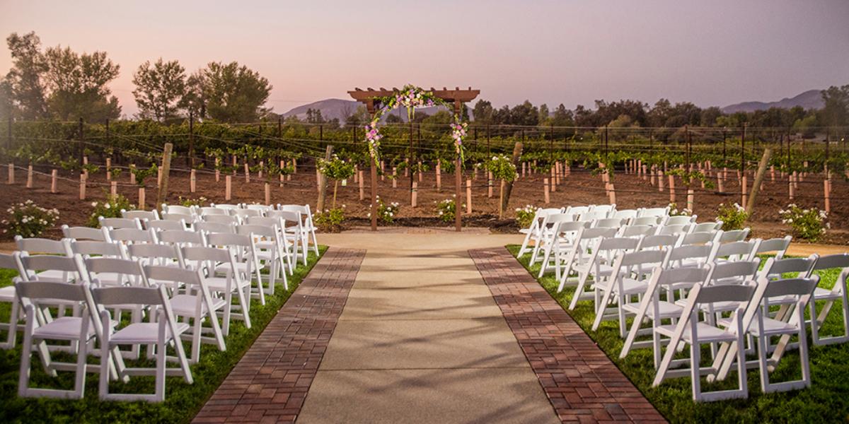 Lorimar Vineyards Amp Winery Weddings Get Prices For