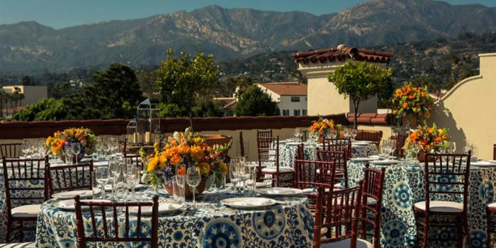 Canary Hotel Santa Barbara Weddings Get Prices For