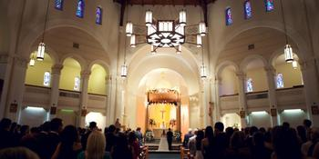 Saint Mary Our Lady of Grace Catholic Church weddings in St. Petersburg FL