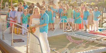 Sebago Watersports weddings in Key West FL