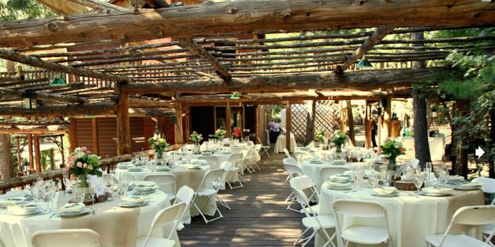 Pine rose weddings get prices for wedding venues in twin for Cabin wedding venues